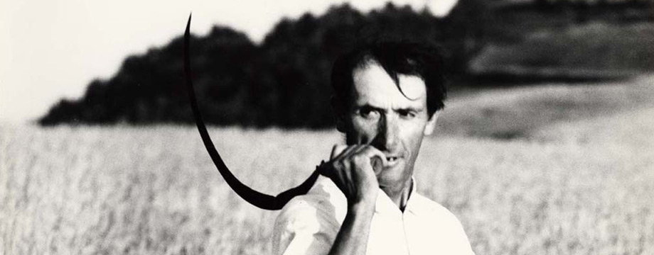 MARIO GIACOMELLI & NEO-REALISM IN PHOTOGRAPHY 6 June 2012 at 7 pm