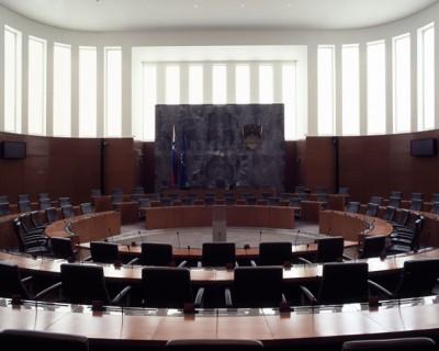 Bojan Salaj, Interierji II / Interiors II, 2006
