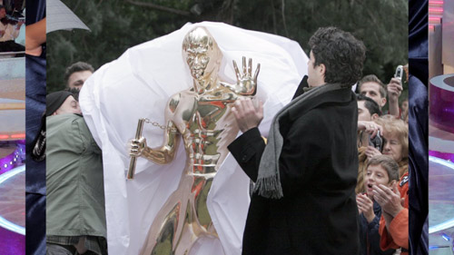 Aleksandra Domanović, Turbo Sculpture (2010-2013)
