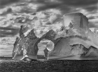 Sebastiao Salgado, Iceberg in the Weddell Sea, Antarctica, 2005