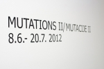 View the album Mutacije II: Zamrznjene gibljive slike / Mutations II: Moving Stills