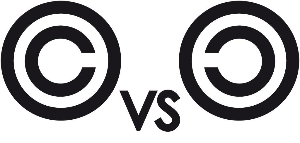 Copyright-Versus-Copyleft