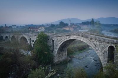 Samir Karahodza, Tailors' Bridge / Krojaški most, Gjakova, Kosovo, 2012