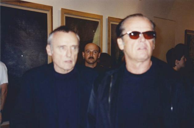 G.R.A.M., Paparazzi (Dennis Hopper & Jack Nicholson), 1997