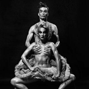 Almin Zrno, skladnost in lepota človeškega telesa v njegovi polni moči in ekspresivnosti