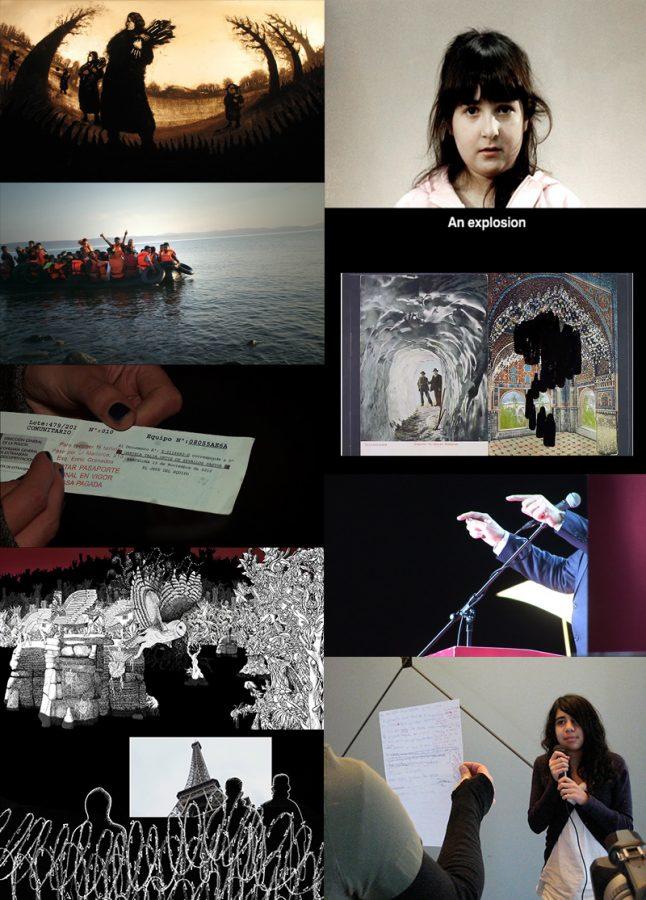 Mednarodna selekcija videa / International video programme 14.–15. 6. 2016 Galerija Alkatraz, AKC Metelkova, Ljubljana